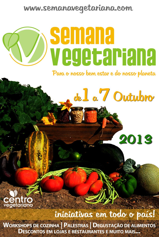Semana Vegetariana 2013 - 6ª edição