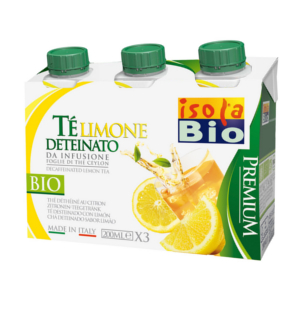 Iced Tea de Lim�o Premium BIO - 3 x 200 ml
