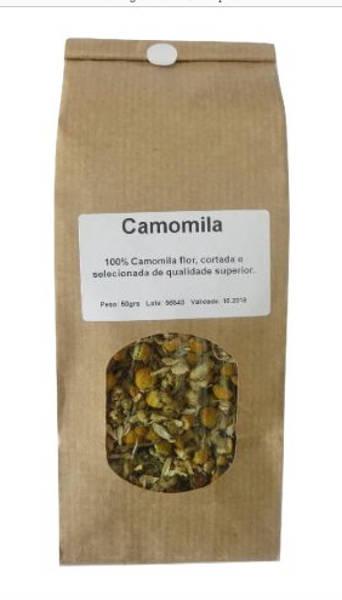 Infusão de Camomila 50g