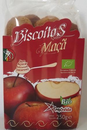 Biscoitos de Ma�� BIO Pr�vida 250g