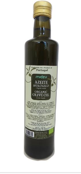 Azeite biológico virgem extra Midzu 500ml