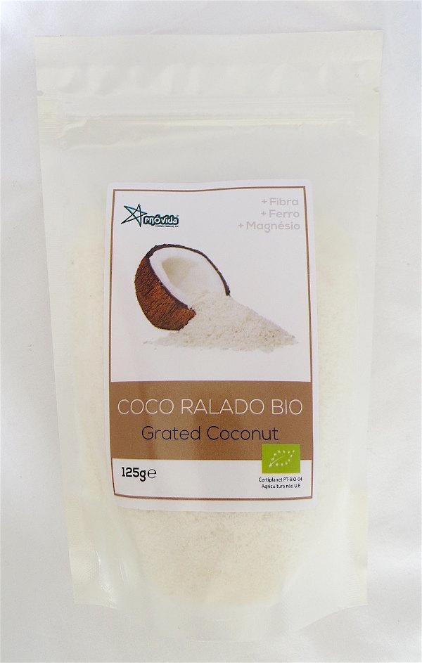 Coco ralado BIO 125g