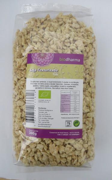 Soja Texturizada Fina BiodharmaBIO 300 g