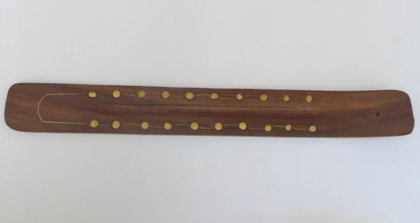 Queimador de Incenso de madeira - Radhe Shyam