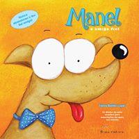 Livro Manel, o amigo fiel