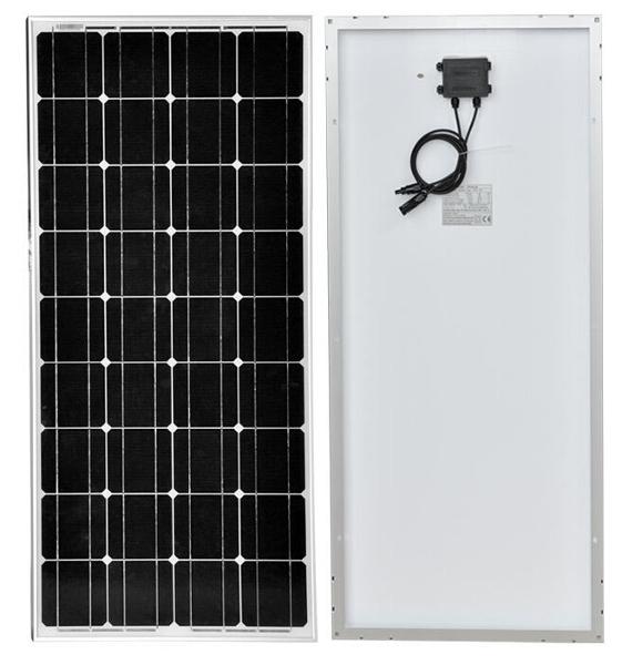 Painel solar monocristalino 100W
