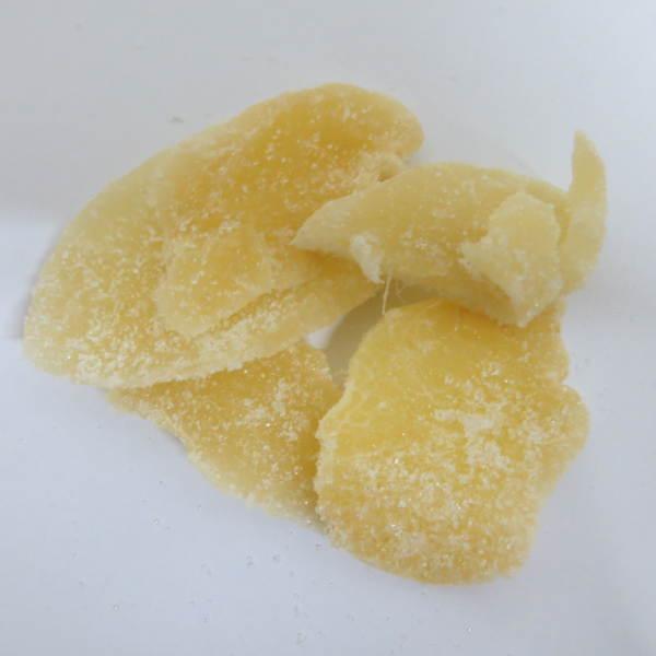 Gengibre desidratado em fatias Midzu 12.5 Kg