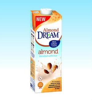 Bebida de amêndoa sem açúcar RDream 1L
