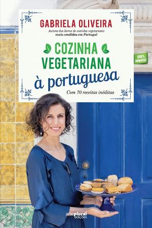 Livro Cozinha Vegetariana à Portuguesa