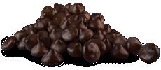 Pepitas de chocolate biológico de comércio justo com açúcar de coco 1Kg - sem glúten