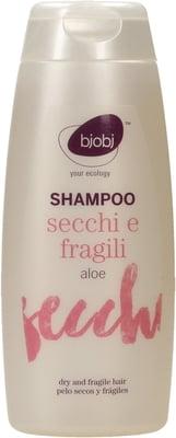 Champô cabelos secos e frágeis aloé - Bjobj