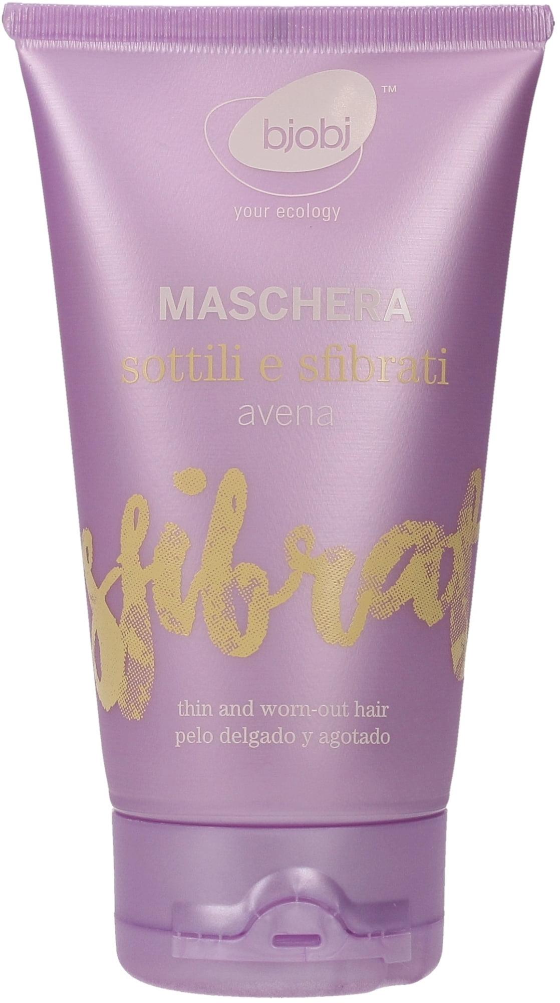 Máscara para o cabelo de aveia 150ml - Bjobj