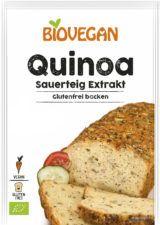 Fermento natural extrato quinoa biológico - sem glúten